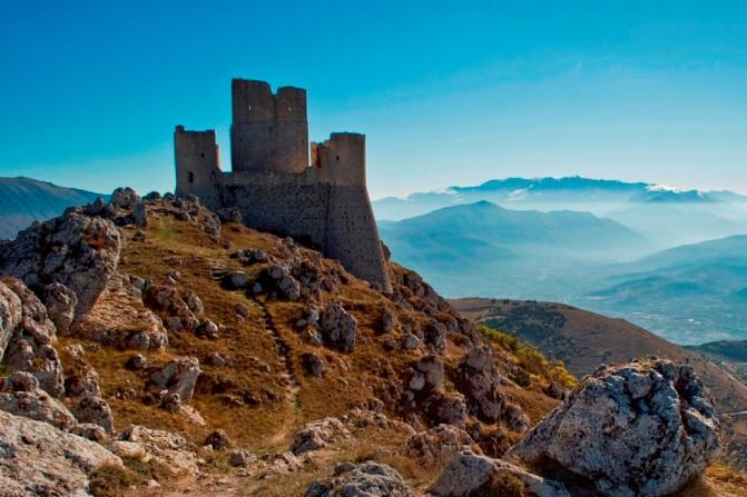 Abruzzo - Rocca Calascio Castle