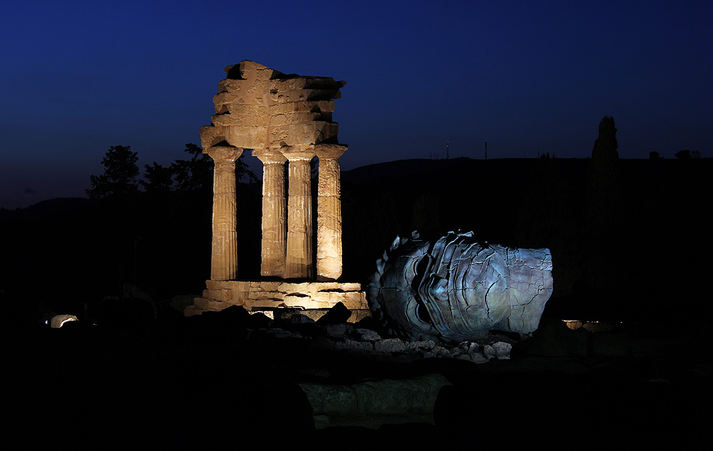 Valle dei Templi di Agrigento - Sicilia