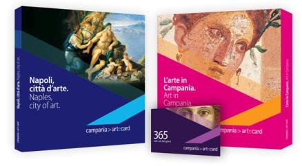 Campania - info - ArteCard