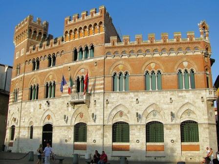 Palazzo di Grosseto - Toscana