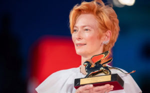 Venice International Film Festival 2020 - Tilda Swinton - Veneto - Italy