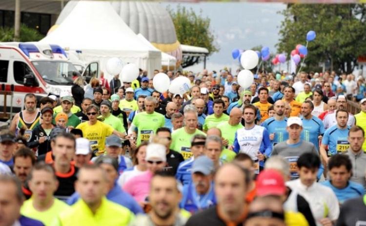 Lago Maggiore Marathon - Pallanza