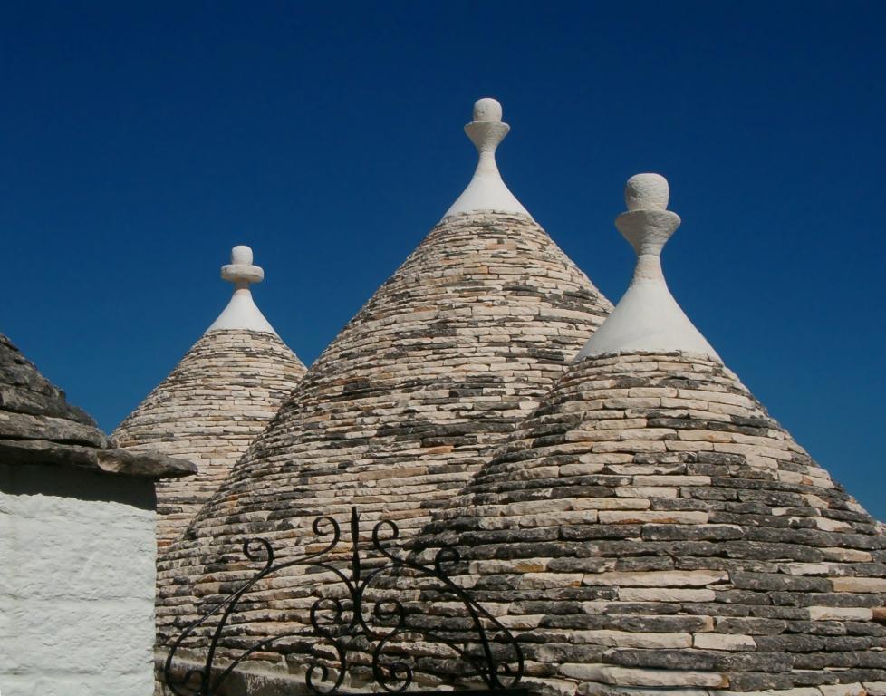 Trulli di Alberobello - Puglia