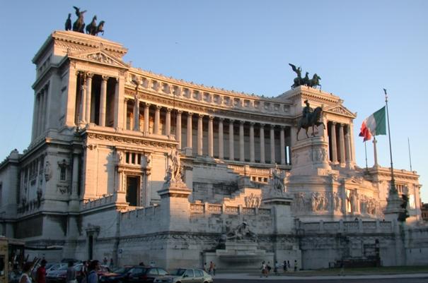 Lazio - Altare della Patria, Roma