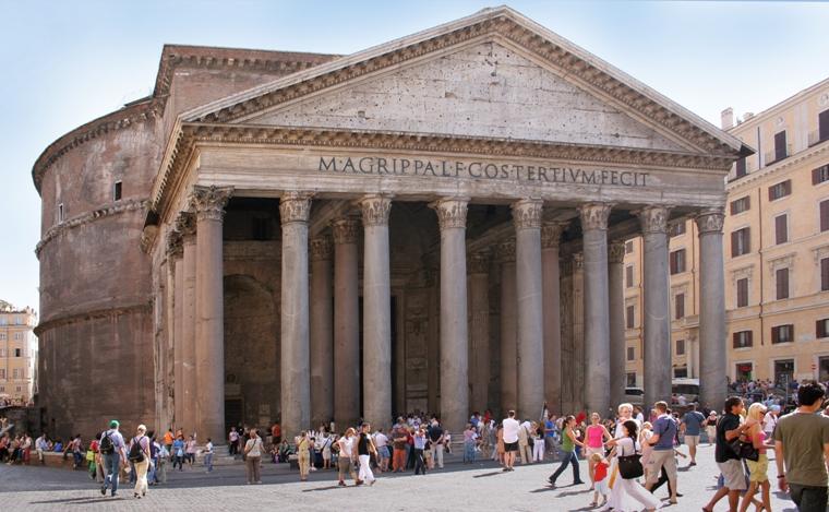 Lazio - Pantheon, Roma