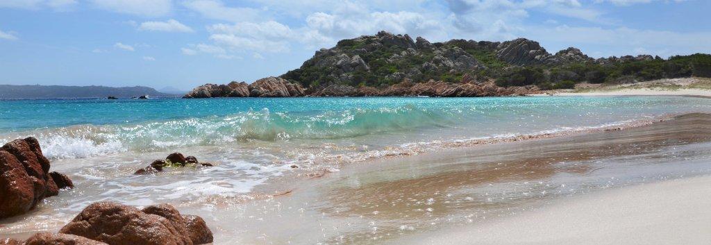 Sardegna - Spiaggia Rosa, La Maddalena