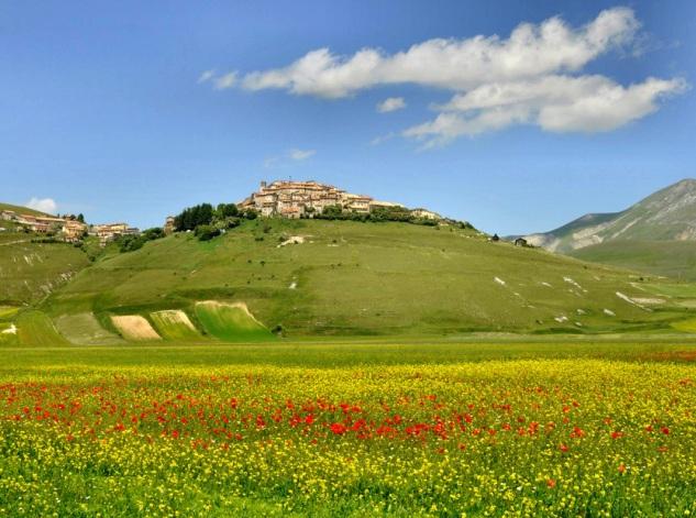 Castelluccio di Norcia - Umbria