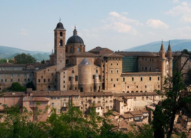 Palazzo Ducale, Urbino - Marche