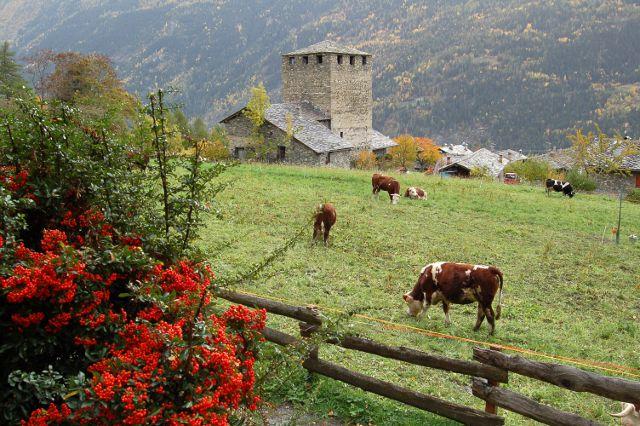 Valle d'Aosta - La Salle