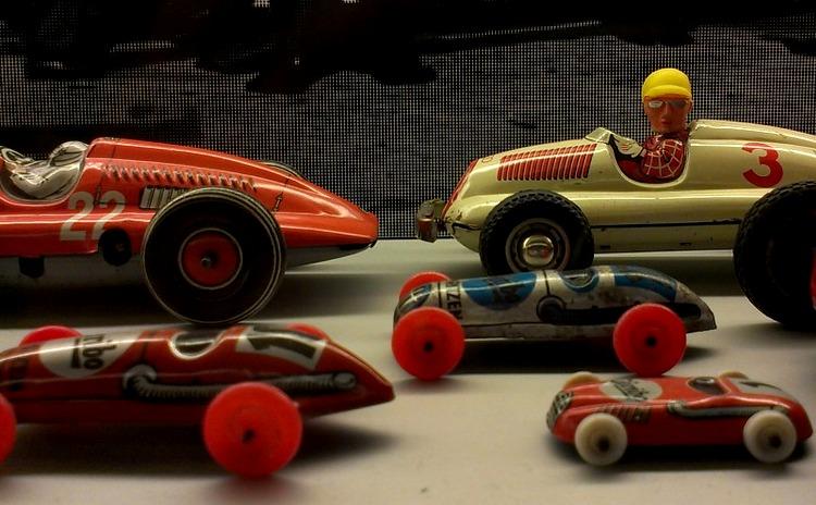 Vintage Toys Fair - Verona