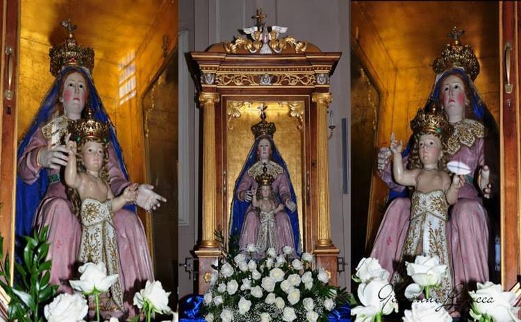 Madonna del Monte Saraceno - Calvello