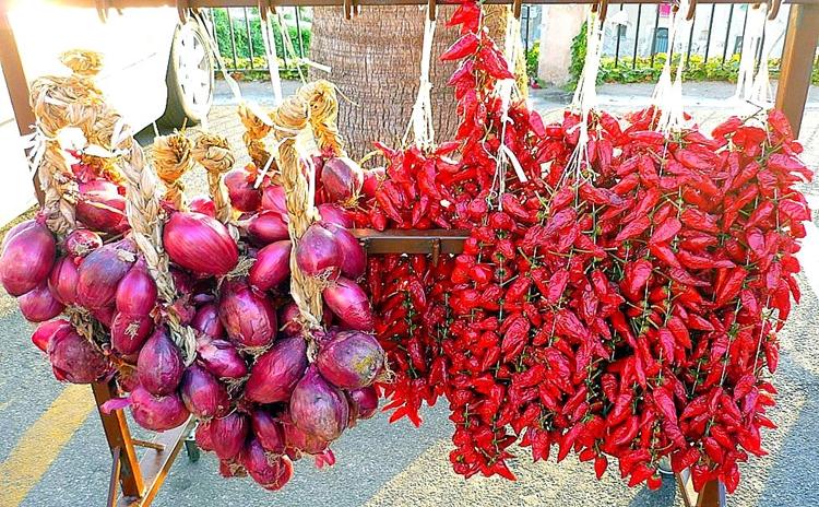 Sagra delle Cipolle Rosse di Tropea - Calabria