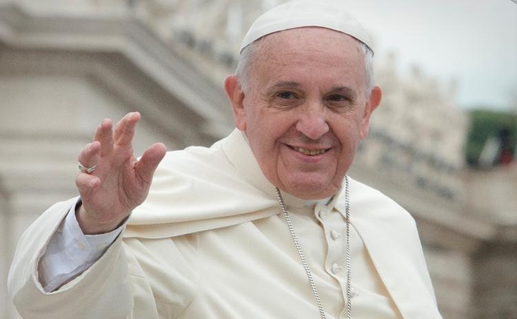 Angelus del papa francesco a san pietro roma italy by events - Finestra del papa ...