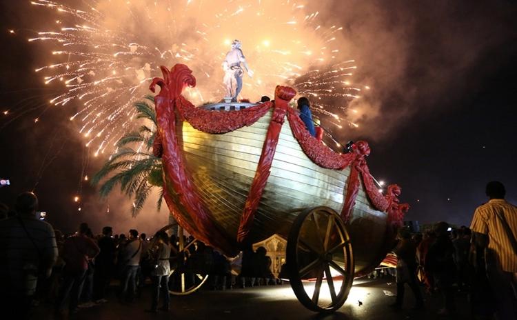 Festa di Santa Rosalia - Palermo