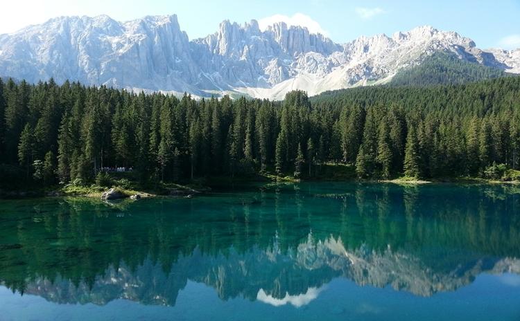 Trentino Alto Adige - Lago Carezza