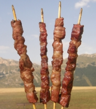 Abruzzo - Arrosticini