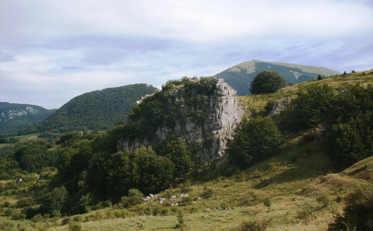 Basilicata - Parco del Pollino