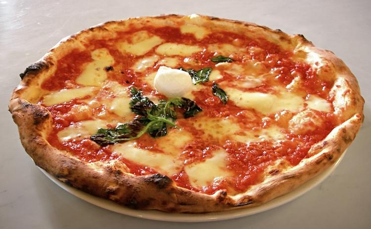 Campania - pizza
