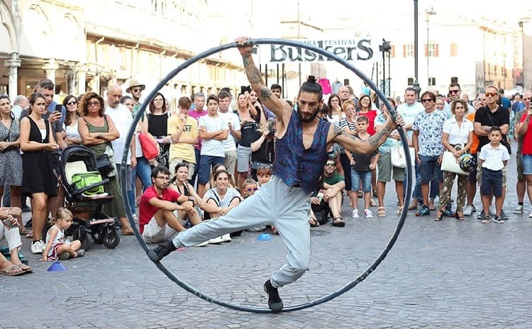 Ferrara Buskers Festival - Emilia Romagna
