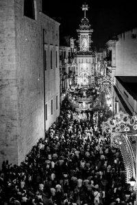 Festa Maggiore in Terlizzi Puglia Italy
