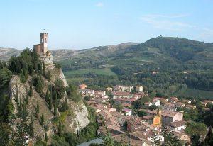 Panorama dalla Rocca Manfrediana - Brisighella