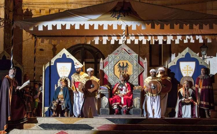 Corteo Storico e Torneo dei Rioni di Oria Puglia