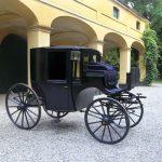 Villa Verdi - carriage