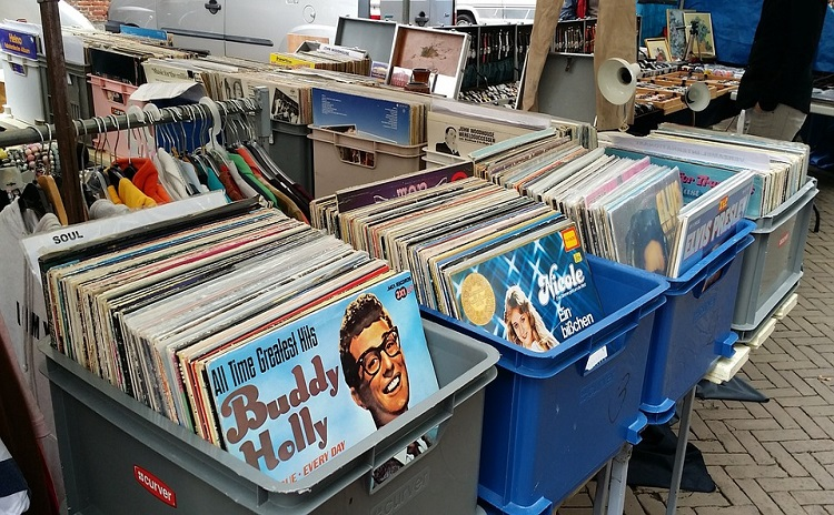 Fiera del Disco in Vinile - Genova