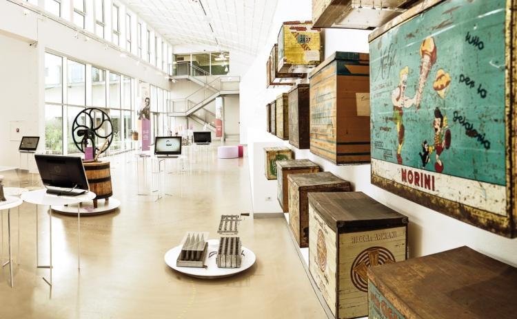 Ice Cream Museum - Italy
