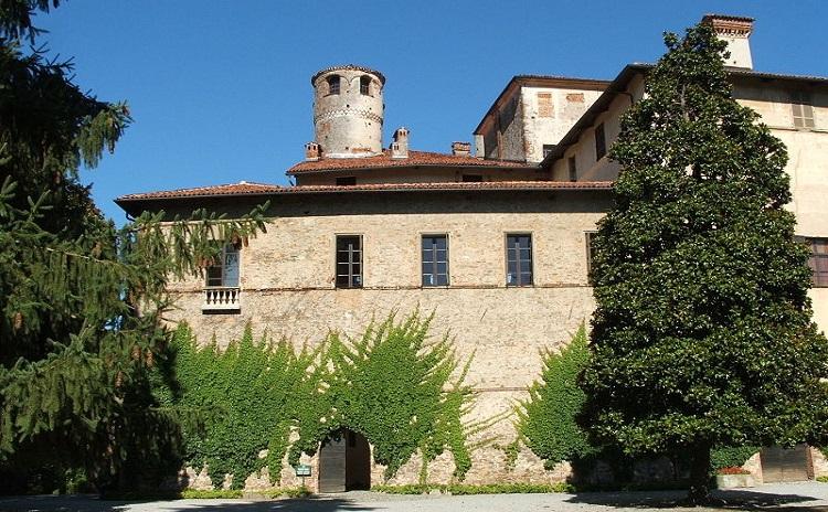 Castello della Manta, C'era una volta… un mondo così
