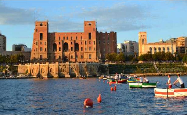 Palio in Taranto - Apulia