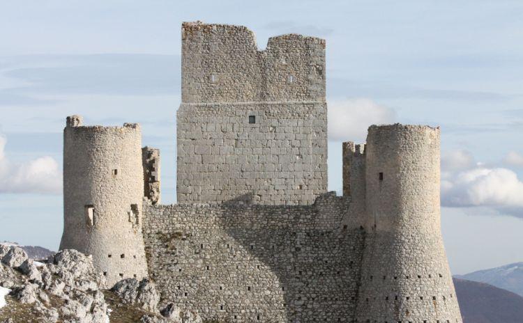 Abruzzo - Castello di Rocca Calascio