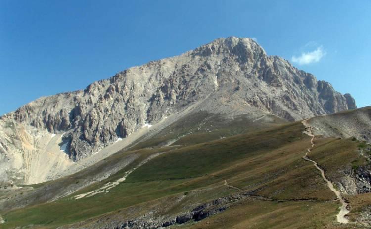Abruzzo - Corno Grande