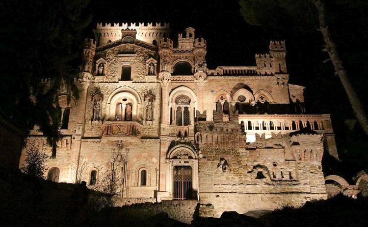 Abruzzo - Teramo, Castello della Monica