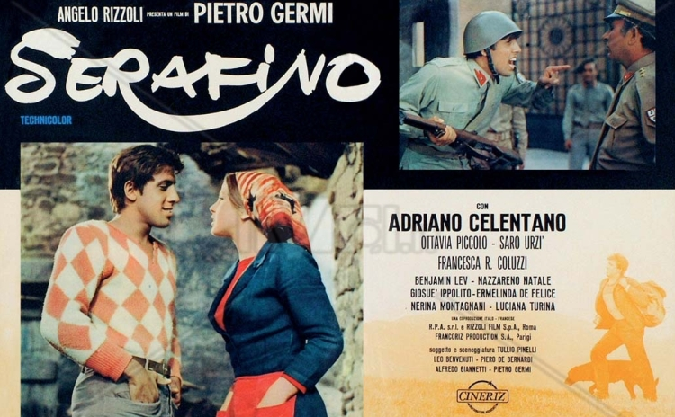 Abruzzo movies - Serafino
