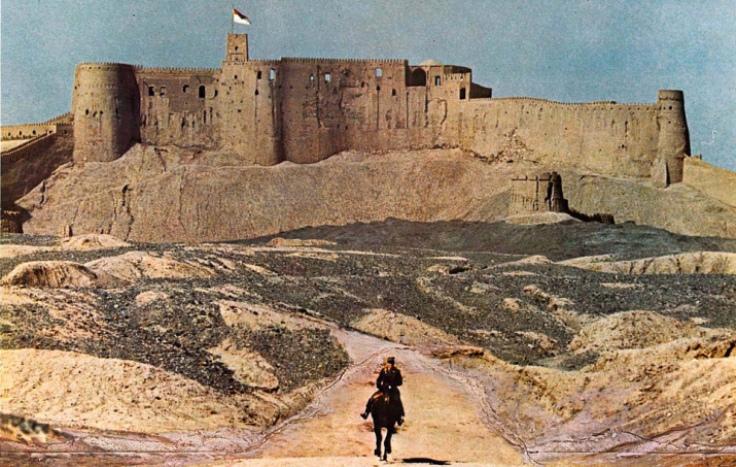 Abruzzo movies - il deserto dei Tartari