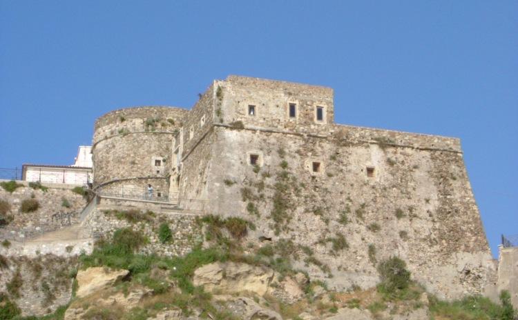 Calabria - Castello di Pizzo Calabro