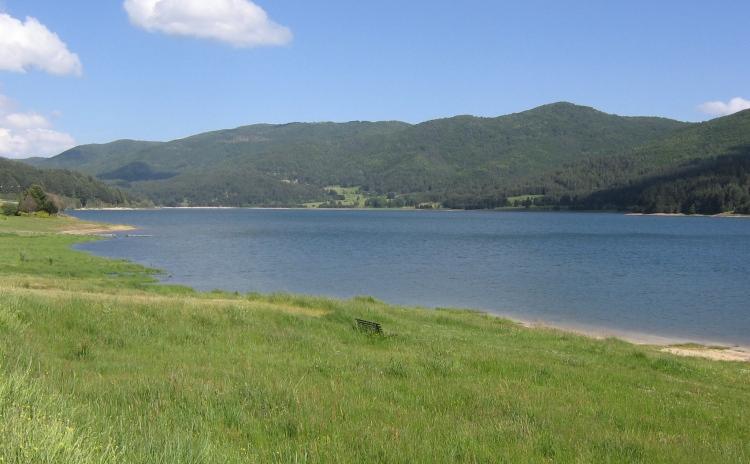 Calabria - Parco della Sila - Lago Arvo