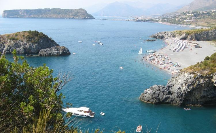 Calabria - San Nicola Arcella