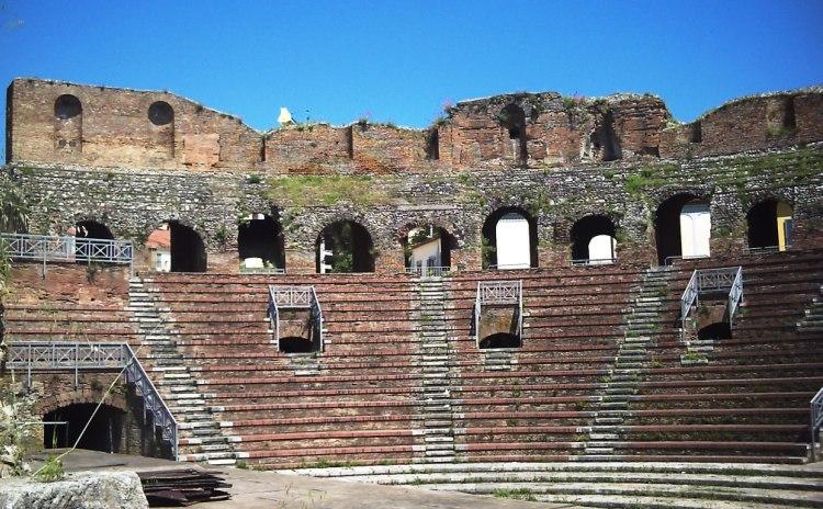 Campania - Benevento, Teatro Romano