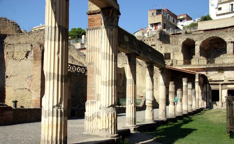 Campania - Ercolano, palestra