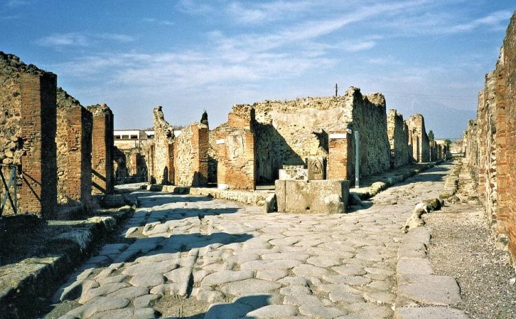 Campania - Pompei