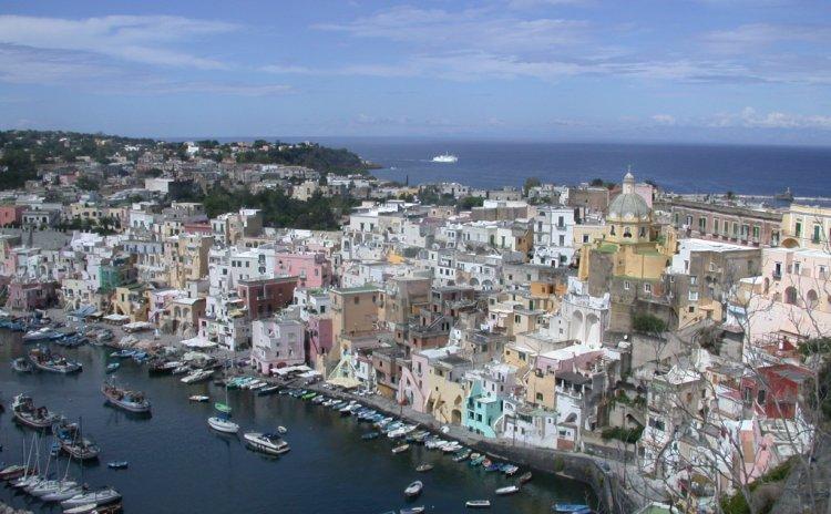 Campania - Procida