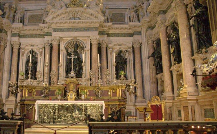 Campania - Napoli - Chiesa del Tesoro di San Gennaro
