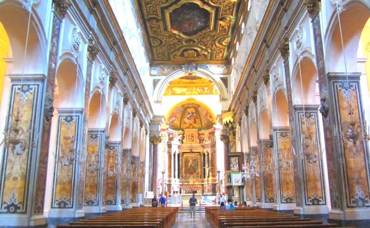 Campania - Duomo di Amalfi