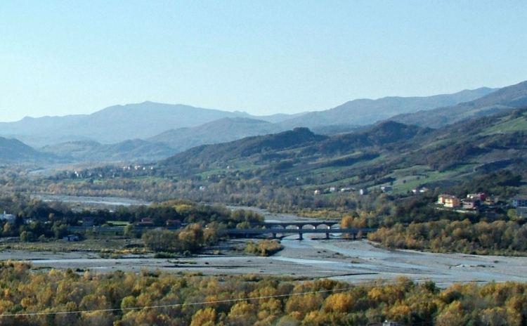 Emilia Romagna - Valle del Taro