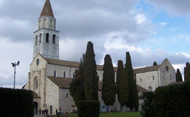 Friuli Venezia Giulia - Basilica di Aquileia