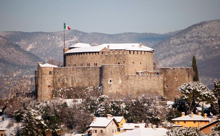Friuli Venezia Giulia - Castello di Gorizia