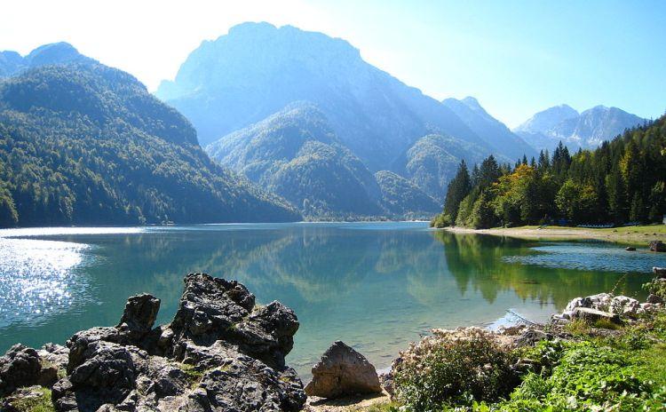 Friuli Venezia Giulia - Lago Predil - Tarvisio