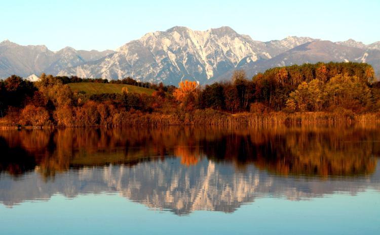 Friuli Venezia Giulia - Lago Ragogna
